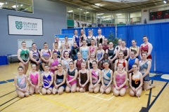 2019 OBTA Athletes representing Ontario at the Canadian Baton Twirling Championships in Regina, SK in July.
